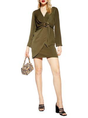 Pour Topshop Robes Femme Femme Vêtements Topshop Vêtements XSUw5xq