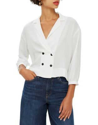 63b5599975491 Women - Women s Clothing - Tops - Blouses - thebay.com