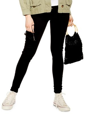95852ee6b1df7 MATERNITY Jamie Jeans 30-Inch Leg BLACK. QUICK VIEW. Product image. QUICK  VIEW. TOPSHOP