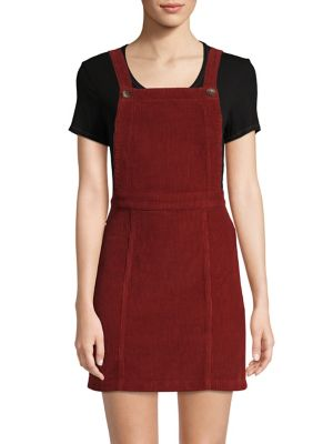 9aff813a8c QUICK VIEW. TOPSHOP. Sleeveless Corduroy Dress