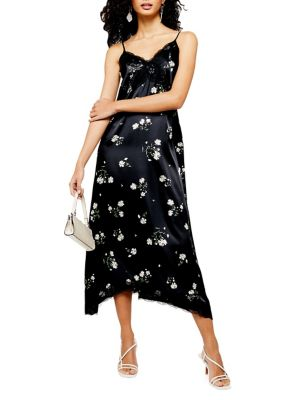 09df646e92 Daisy Lace Slip Dress BLACK. QUICK VIEW. Product image
