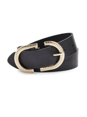 839130479850b Product image. QUICK VIEW. TOPSHOP. Textured Faux Leather Belt