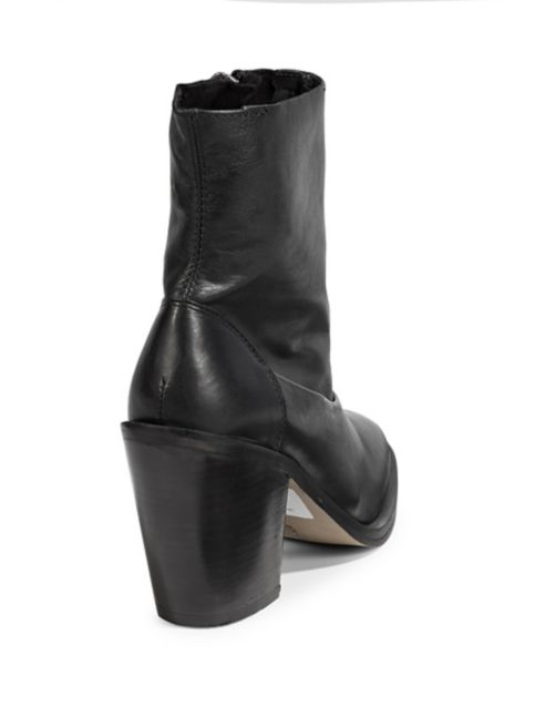 Ankle Booties Booties TOPSHOP Ankle TOPSHOP Leather Leather Nnwy0m8vOP