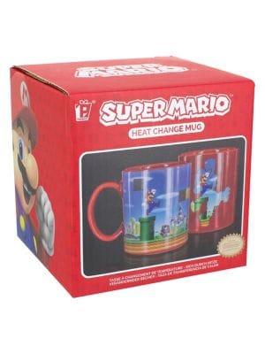Super Mario Heat Change Ceramic Mug