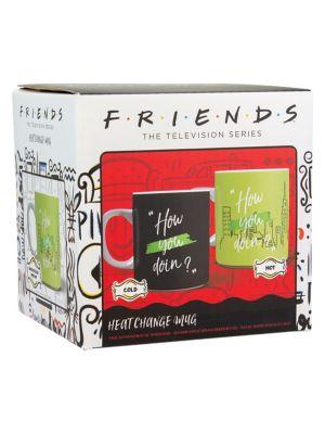 Friends How You Doin Heat Change Ceramic Mug
