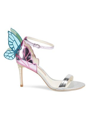 12cadb907 Product image. QUICK VIEW. Sophia Webster. Chiara Mid Leather Sandal