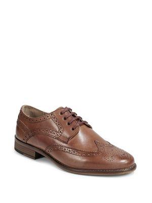 b2e3df8129a QUICK VIEW. TOPMAN. Hale Leather Brogues.  109.00 · Brisk Leather Derby Shoes  BROWN