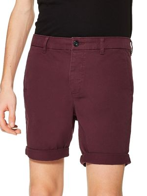 36ee292911604 QUICK VIEW. TOPMAN. Skinny Fit Stretch Cotton Chino Shorts