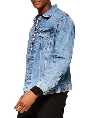 Homme Manteaux Pour En Denim Vêtements Et Vestes rpUnqrgwB