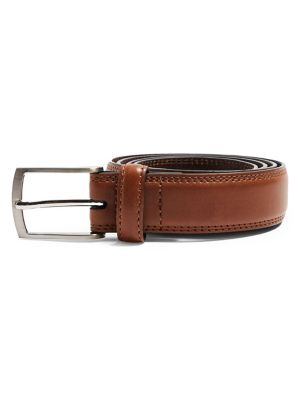 b725fe0168bef1 Leather Belt BROWN. QUICK VIEW. Product image