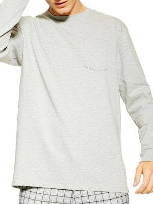 fb73a461ec Long Sleeve Pocket T-Shirt GREY. QUICK VIEW. Product image