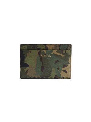 dd37a35337af QUICK VIEW. Paul Smith. Camo Pin-Up Leather ...