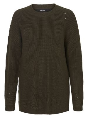 711afc45bd Sayla Long-Sleeve Sweater PEAT. QUICK VIEW. Product image