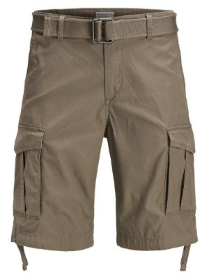 752989ead6486e QUICK VIEW. Jack   Jones. Cotton Cargo Shorts