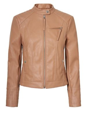 Femme - Vêtements pour femme - Manteaux et vestes - Vestes moto et ... bc04aa81670