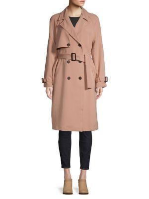 cabacbd48ceb Women - Women's Clothing - Coats & Jackets - Trenchcoats & Raincoats ...