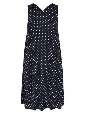 ee95ba1318c Polka Dot Shift Dress NIGHT SKY. QUICK VIEW. Product image