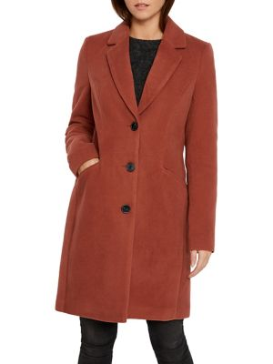 Veste simili cuir femme vieux rose