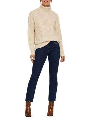 Imagine Cable Knit Sweater by Vero Moda