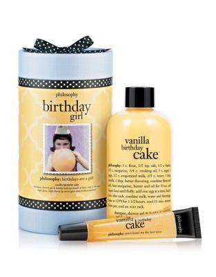 QUICK VIEW Philosophy Birthday Girl Vanilla Cake