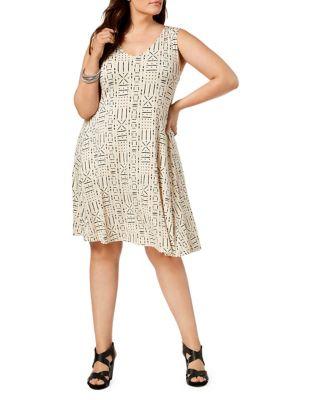 Style Co Women Womens Clothing Plus Size Dresses