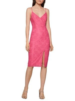 951deef02eac Strappy Lace Sheath Dress PINK. QUICK VIEW. Product image