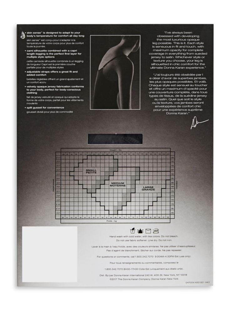 4b83320a54234 Donna Karan - Sleeveless Body Stockings - thebay.com