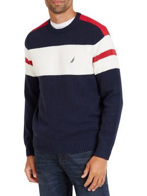 Nautica Men Mens Clothing Sweaters Thebaycom
