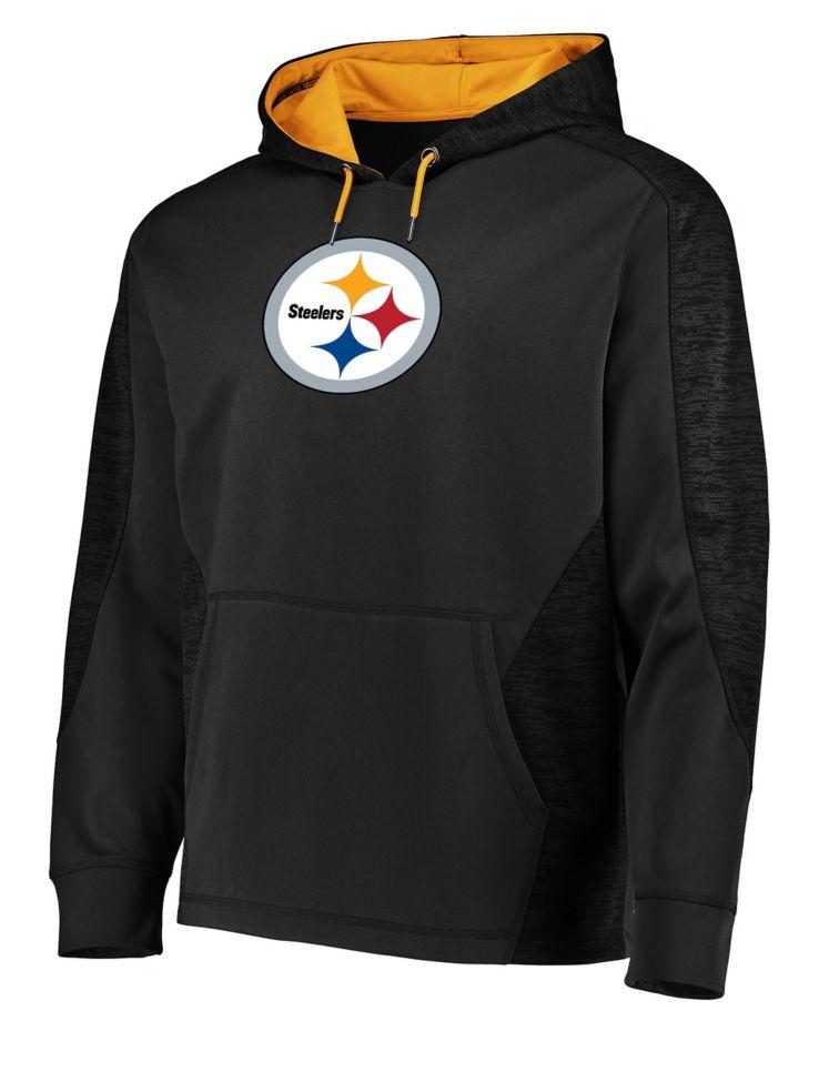 5a826a8b1 Majestic - Pittsburgh Steelers NFL Armor Fleece Hoodie - thebay.com