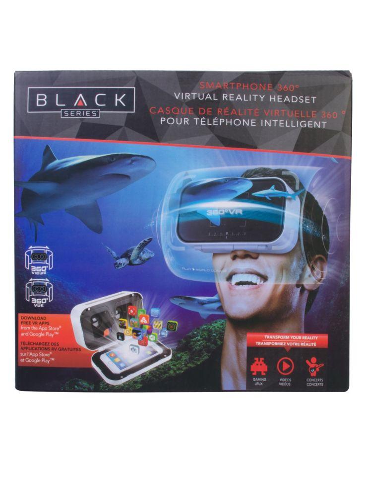 Black Series Vr Smartphone Viewer Thebaycom