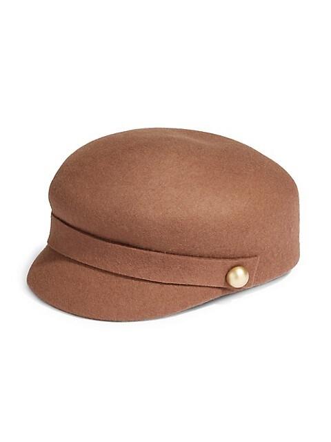 Nine West Newsboy Cap
