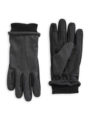 Dockers Mixed-Media Gloves