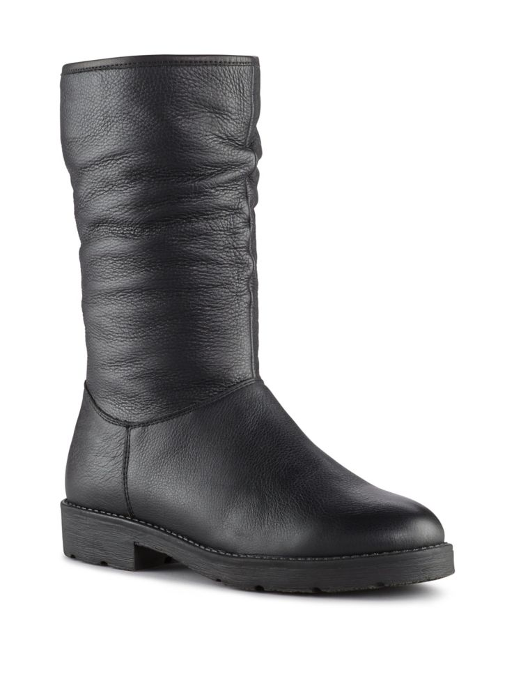 Cougar - Destiny Waterproof Leather Roll Top Boot - thebay.com 1bf10363bb71