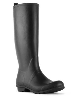 a79610632a9c Hope Waterproof Rubber Boots BLACK. QUICK VIEW. Product image