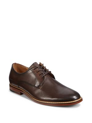 96e2739dcd5 Classic Leather Derbys DARK BROWN. QUICK VIEW. Product image