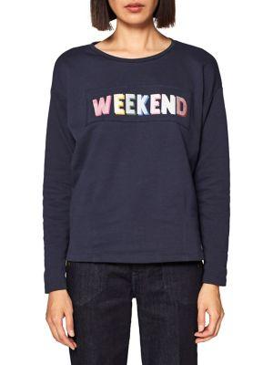f0c9d842 QUICK VIEW. Esprit. Printed Cotton Sweatshirt