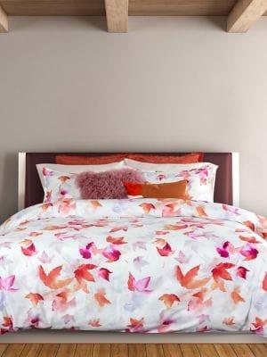 Alamode Home Autumn 220-Thread Cotton 3-Piece Duvet Cover Set