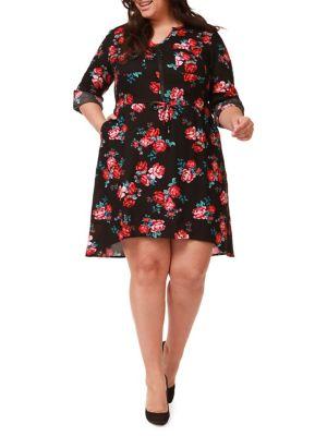 03c6104003fdba Women - Women's Clothing - Plus Size - Dresses & Jumpsuits - thebay.com