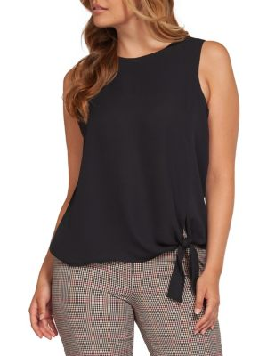 222b5d4e82def3 Short Lace Sleeve Top. $49.00 · Sleeveless Tie Front Blouse BLACK. QUICK  VIEW. Product image