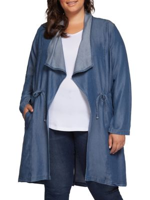 b4bb9230a7b Women - Women's Clothing - Plus Size - Coats & Jackets - thebay.com