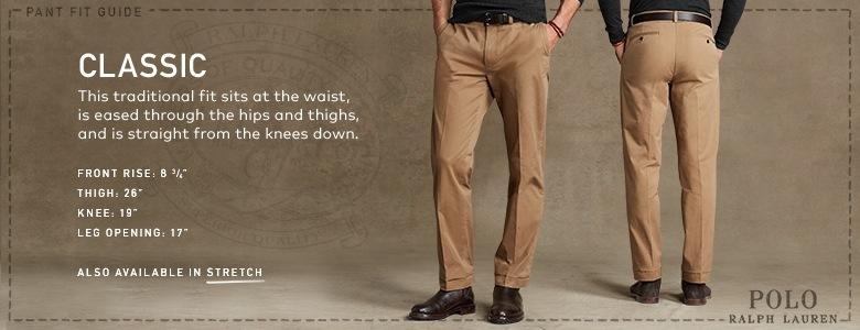 59ea2473957 Polo Ralph Lauren | Men - Men's Clothing - Pants - thebay.com
