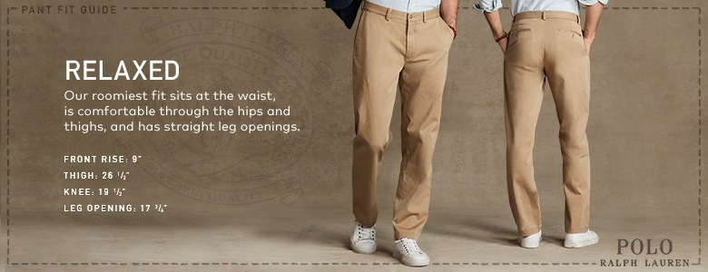 4385705b3 Polo Ralph Lauren | Men - Men's Clothing - Pants - thebay.com