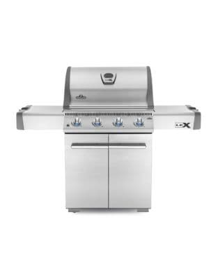 STAINLESS STEEL LP GAS BBQ GRILL /& H2OBBQPOLE