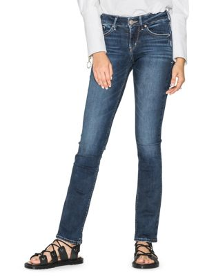 0c58827e Product image. QUICK VIEW. Silver Jeans. Avery High-Rise Slim Bootcut Jeans