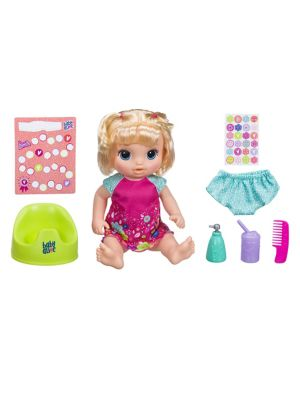 ed7aaf7edac Product image. QUICK VIEW. Baby Alive. Potty Dance Baby Doll