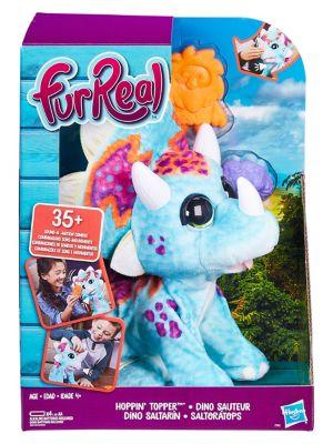 Furreal Hoppin' Topper Interactive Plush Pet Set