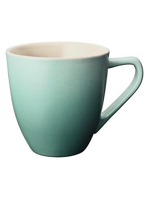 Le Cruset 4-Piece Stoneware Mug Set