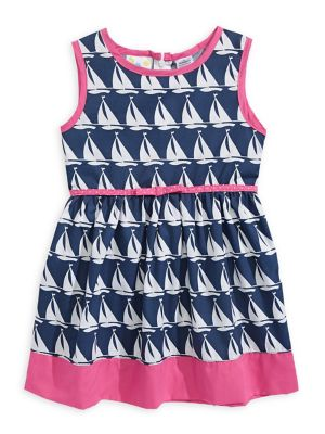 ac55cbabb7c29 Product image. QUICK VIEW. Samara. Little Girl s Sailboat Print Dress