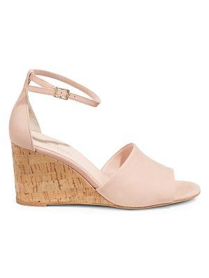 02d2f2b532b8 QUICK VIEW. Kate Spade New York. Lizzy Nubuck Wedge Sandals