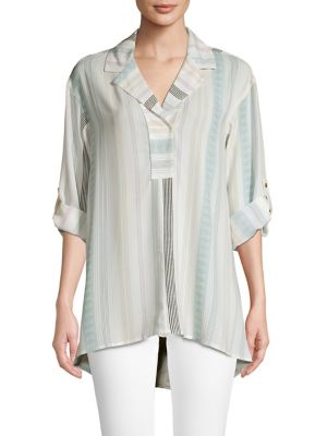 fd08767018acb5 Product image. QUICK VIEW. Jones New York. High Low Tunic Top.  89.00 Now   53.40 · Textured Stretch Button-Down Shirt CARNATION